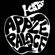 APPLE PALACE2|Tシャツ Pure Color Print|ライトグリーン